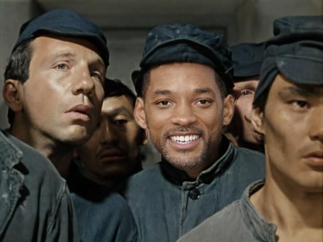 Голливудские актеры в советском кино Уилл Смит Джентльмены удачи