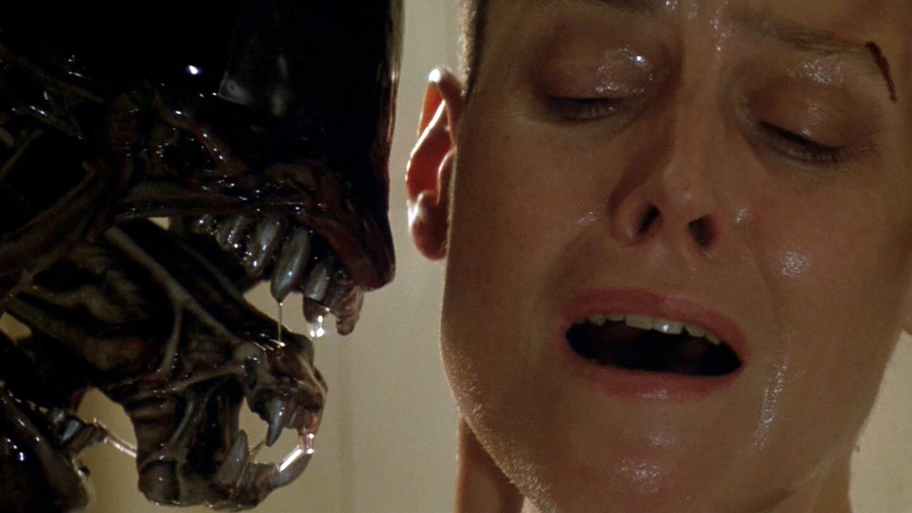 Все фильмы Дэвида Финчера Чужой 3 Alien 3