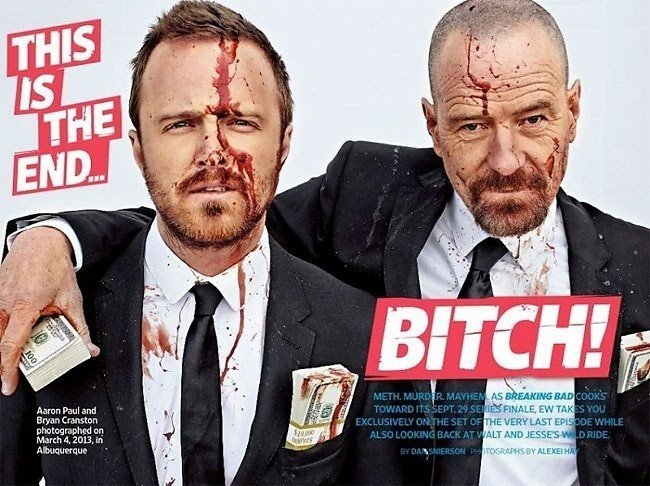 Breaking Bad for Esquire Во все тяжкие фотосессия для Esquire