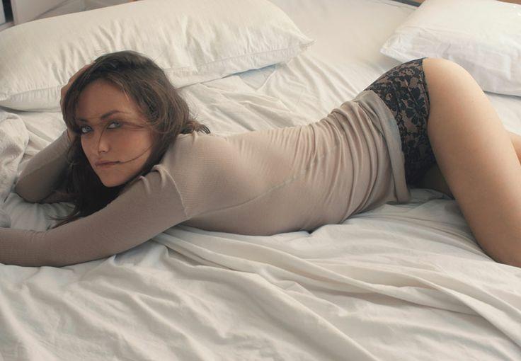 Оливия Уайлд фото в постели Olivia Wilde photo bed
