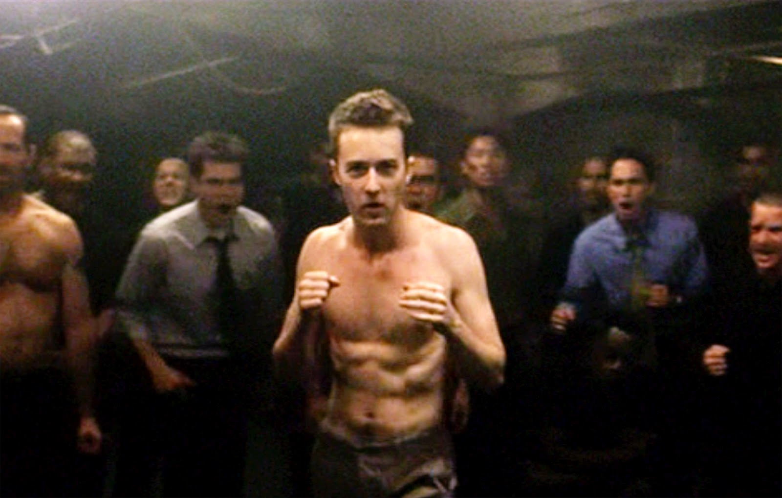 Top 250 фильмов IMDb Бойцовский клуб (Fight Club) (1999)