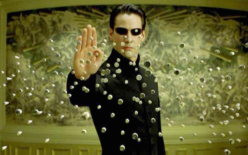 Top 250 фильмов IMDb Матрица (The Matrix) (1999)