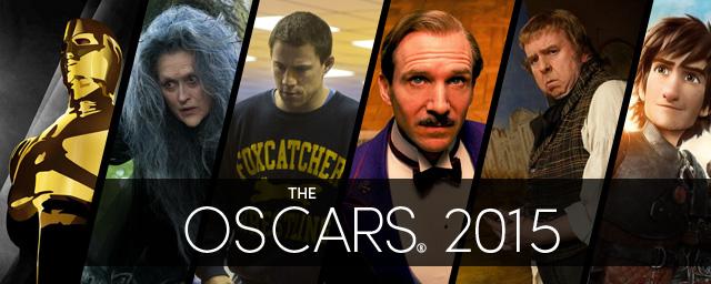 87-я ежегодная премия Американской киноакадемии Оскар номинанты