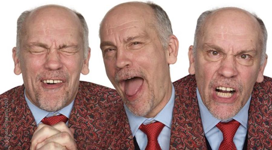 Говард Шатц Actors acting Как играют актеры Эмоции актеров Джон Малкович