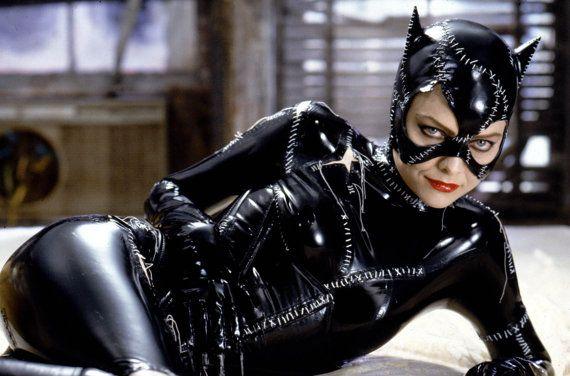 Мишель Пфайффер фото женщина-кошка Michelle Pfeiffer photo cat-woman batman