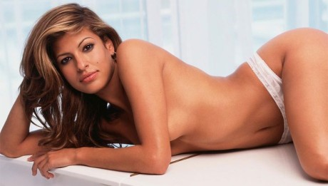 Ева Мендес фото топлесс Eva Mendes photo topless