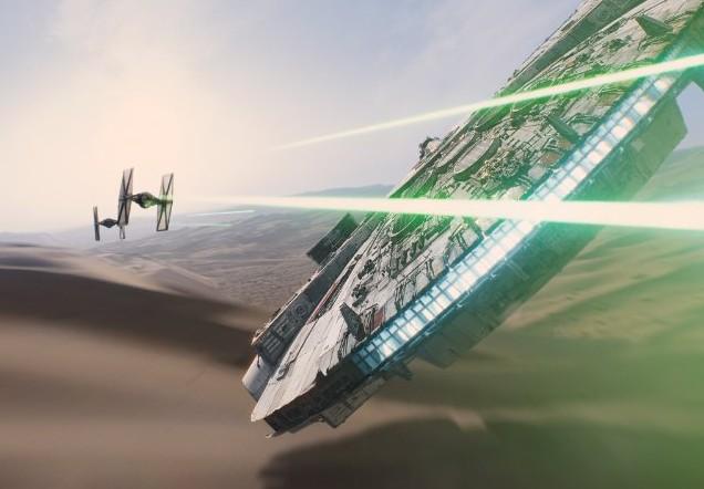 Новые Звездные войны кадры 10