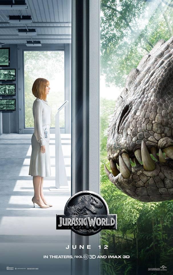 Новый постер фильма Мир Юрского периода