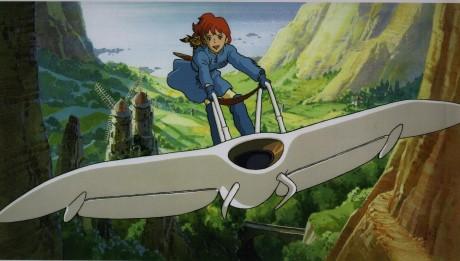 Top 250 фильмов IMDb Навсикая из Долины ветров (Kaze no tani no Naushika) (1984)