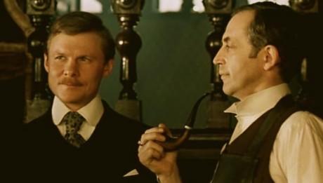 """Современный трейлер советский """"Шерлок Холмс"""""""