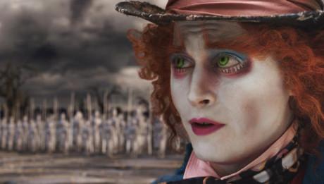 Тим Бертон снимет продолжение Алисы в стране чудес