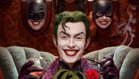 Косплей комиксы о Бэтмене и Джокере