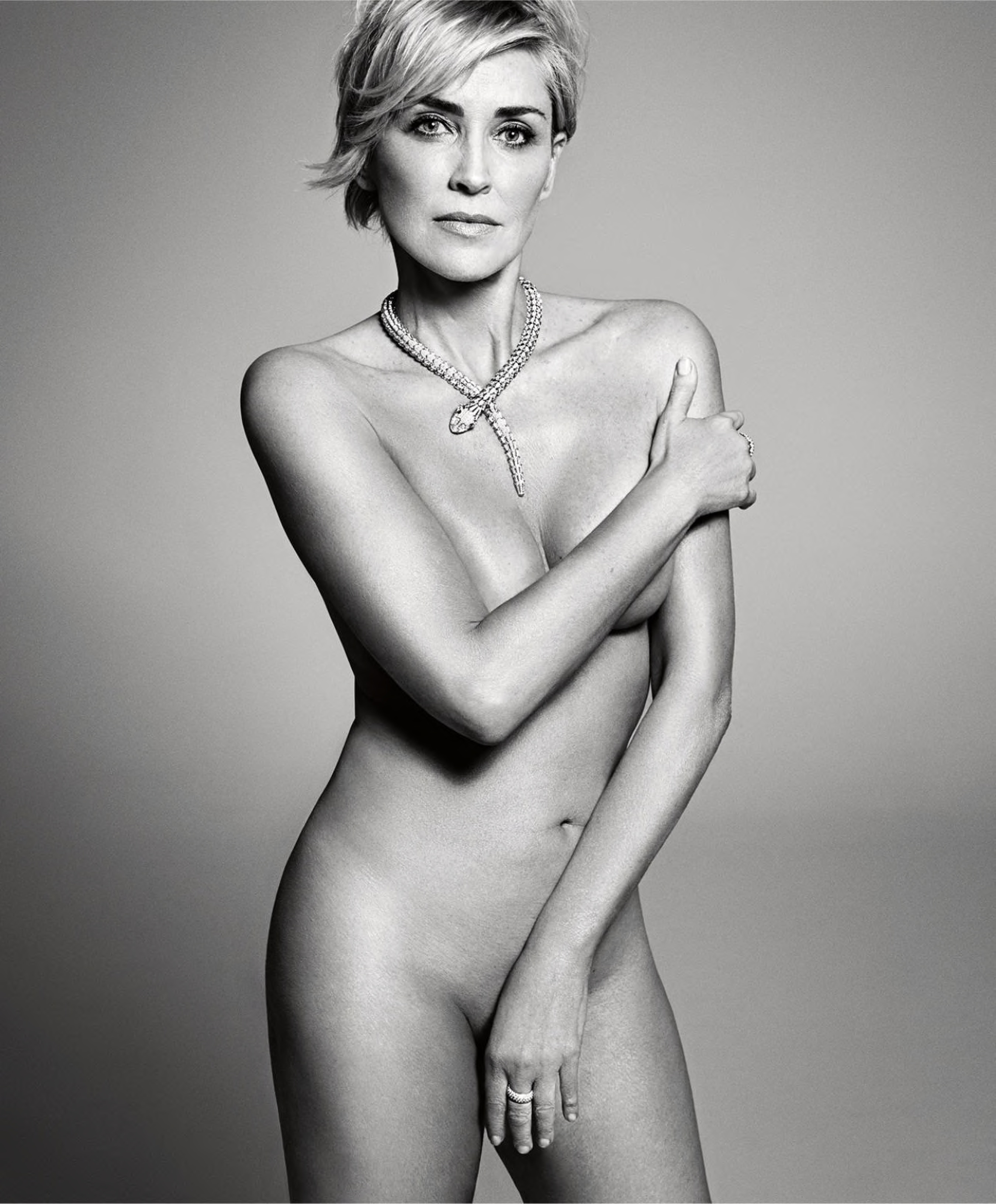 Sharon Stone Just Posted A Sexy Bikini Shot On Instagram That Proves She's Still A Stone