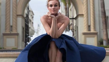 Диана Крюгер фотосессия для Violet Grey