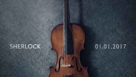 Шерлок четвертый сезон 1 января 2017 года