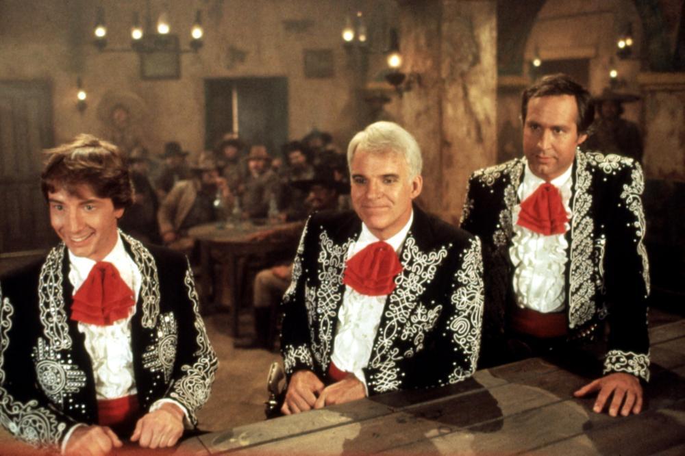 Три амигос! (¡Three Amigos!) 1986