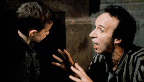 Лучшая мужская роль Оскар 25 лет Роберто Бениньи Жизнь прекрасна 1997