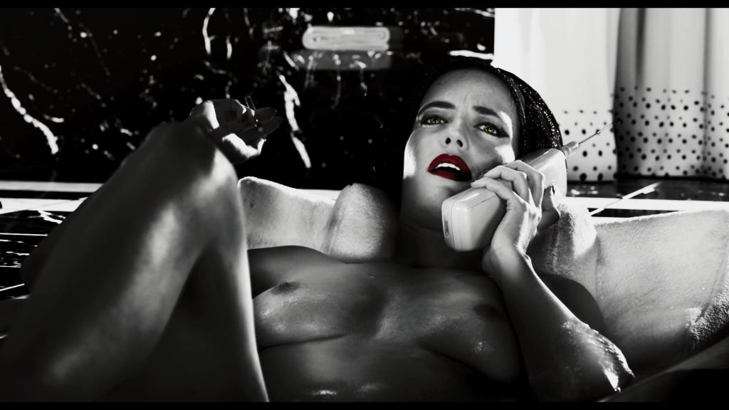 Jessica Alba Nude In Sin City Hd