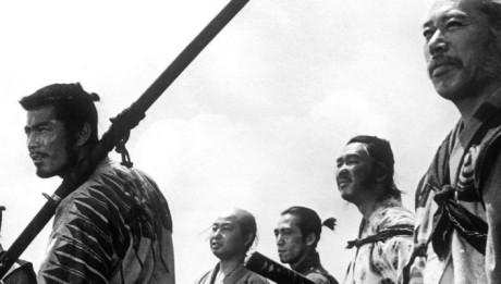 Семь самураев Акира Куросава
