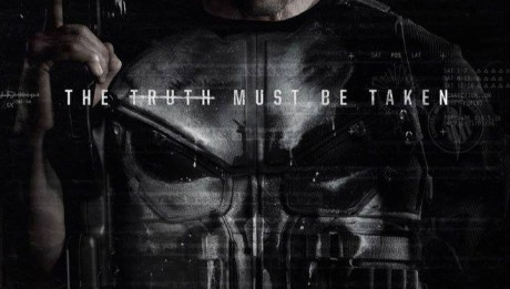 """Постер сериала """"Каратель"""" от Netflix"""