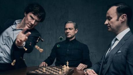 Шерлок: как снимать мысль