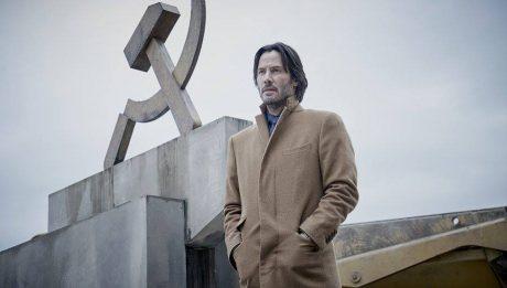 """Первый кадр из нового фильма с Киану Ривзом: """"Сибирь"""""""