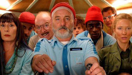 10. Водная жизнь (The Life Aquatic with Steve Zissou) 2004