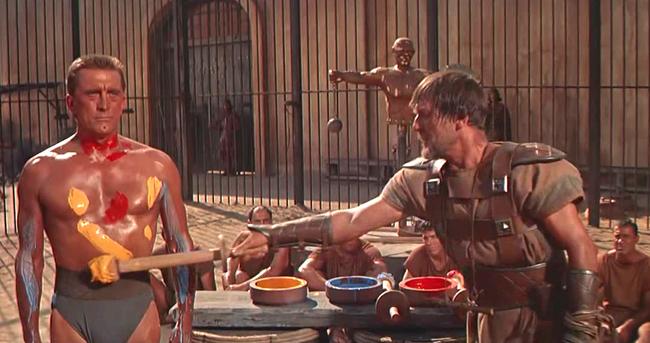 Спартак (Spartacus) 1960