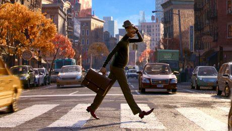 Душа Soul 2020 Disney Pixar