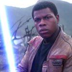 Звездные войны Пробуждение силы Star Wars The Force Awakens Финн световой меч