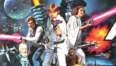 Новая надежда Звездные войны 4