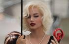 Появились фото Аны де Армас в образе Мэрилин Монро на съемках фильма об актрисе