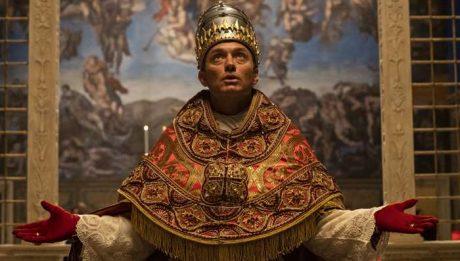 Новый Папа 9 серия Пий XIII Джуд Лоу