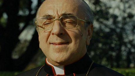 Сериал Новый Папа 6 серия Сильвио Орландо