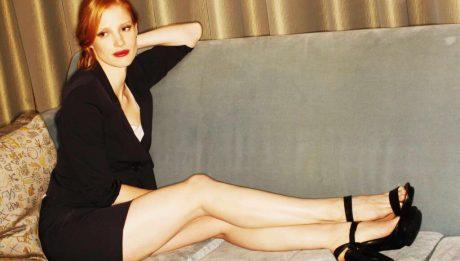Джессика Честейн фото