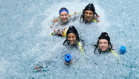 съемки Аватар сиквелы под водой кадры