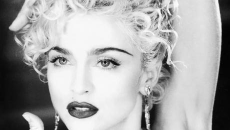 Мадонна Вог видеоклип