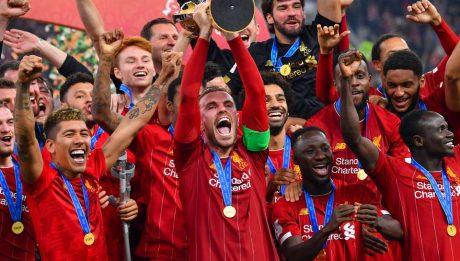 Ливерпуль победил в финале Лиги Чемпионов