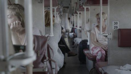 Поїзд «Київ-Війна» фільм