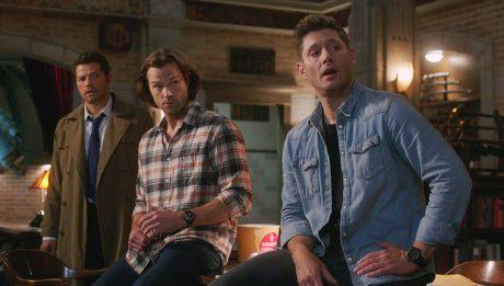 Трейлер: финал последнего сезона Сверхъестественное (Supernatural)