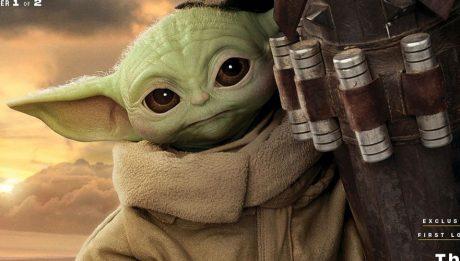 Малыш Йода детеныш Йода Baby Yoda