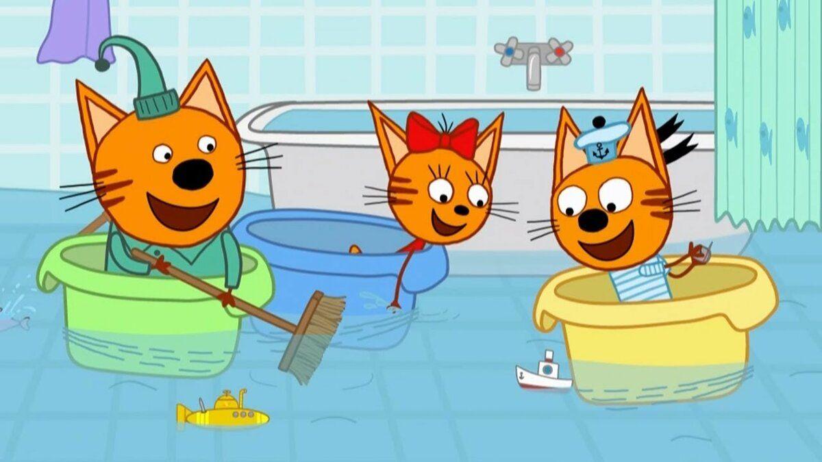 Мультфильмы, где главные герои — забавные животные