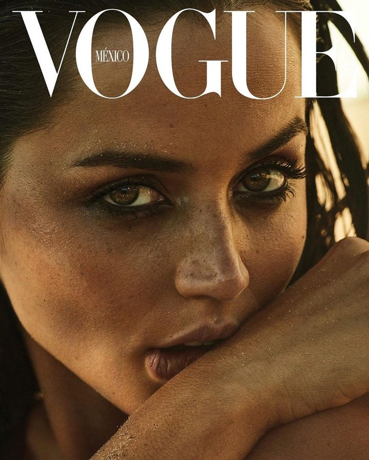 Ана де Армас для Vogue Mexico