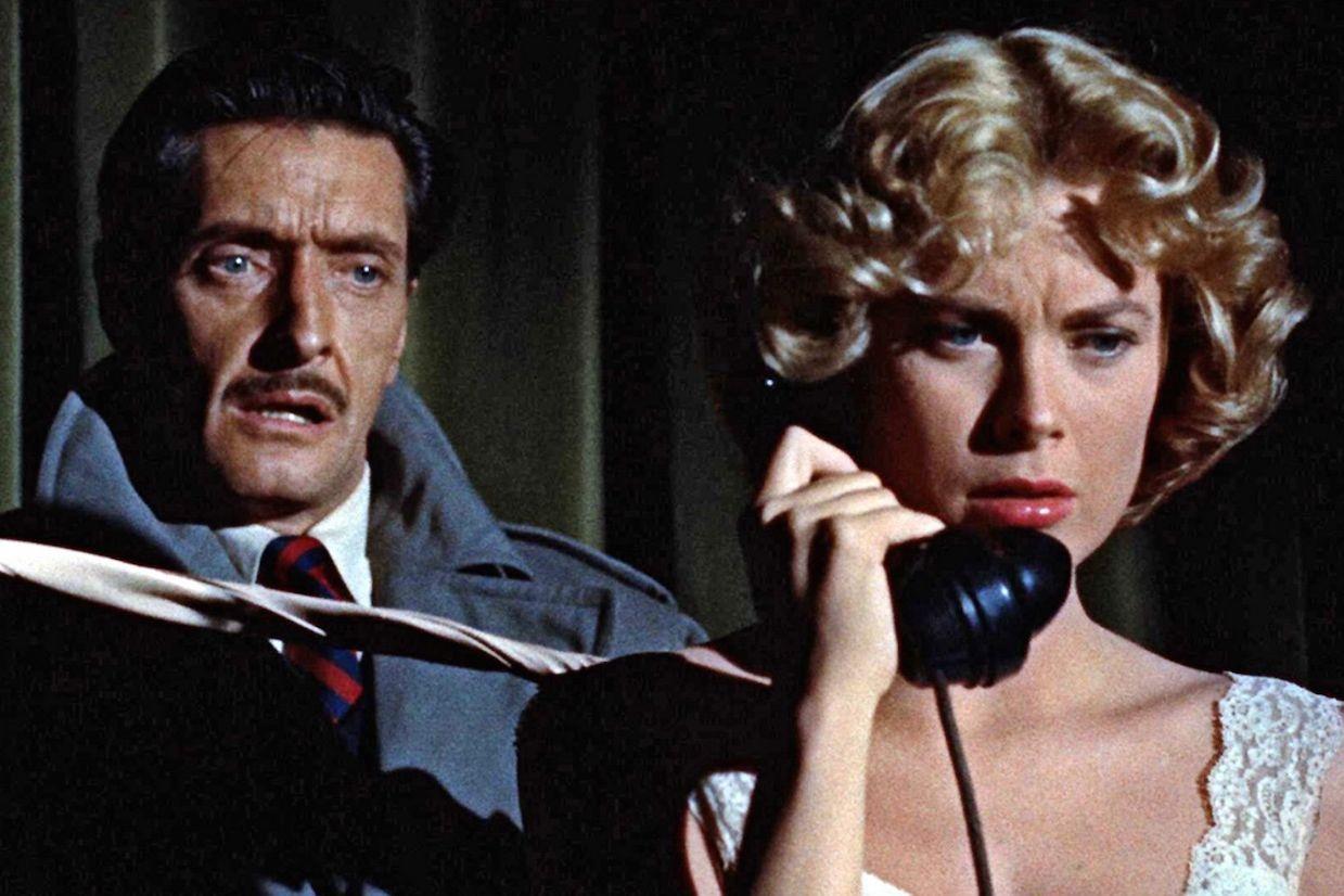 В случае убийства набирайте «М» (Dial M for Murder) 1954