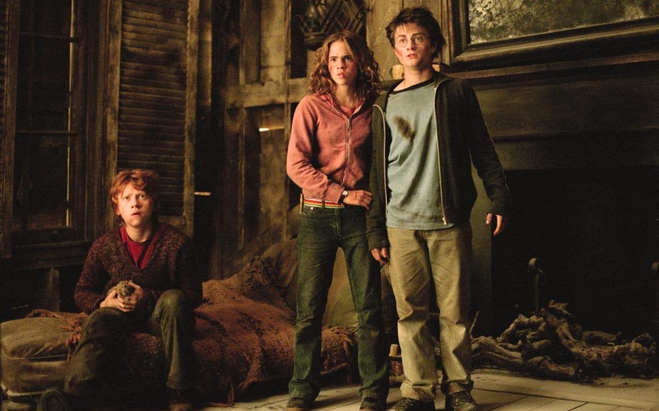 Гарри Поттер и узник Азкабана (Harry Potter and the Prisoner of Azkaban, 2004