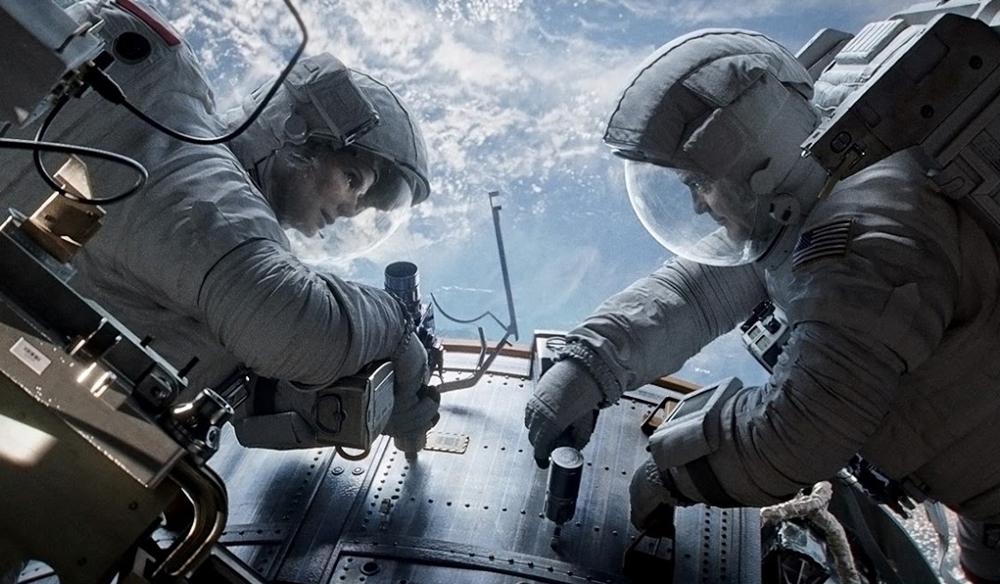 Гравитация (Gravity, 2013