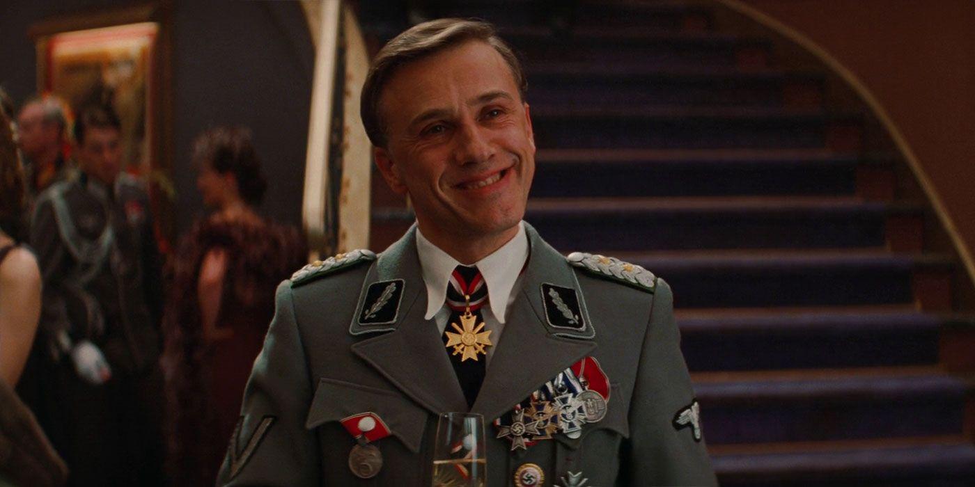 Кристоф Вальц -Бесславные ублюдки (Inglourious Basterds) 2009
