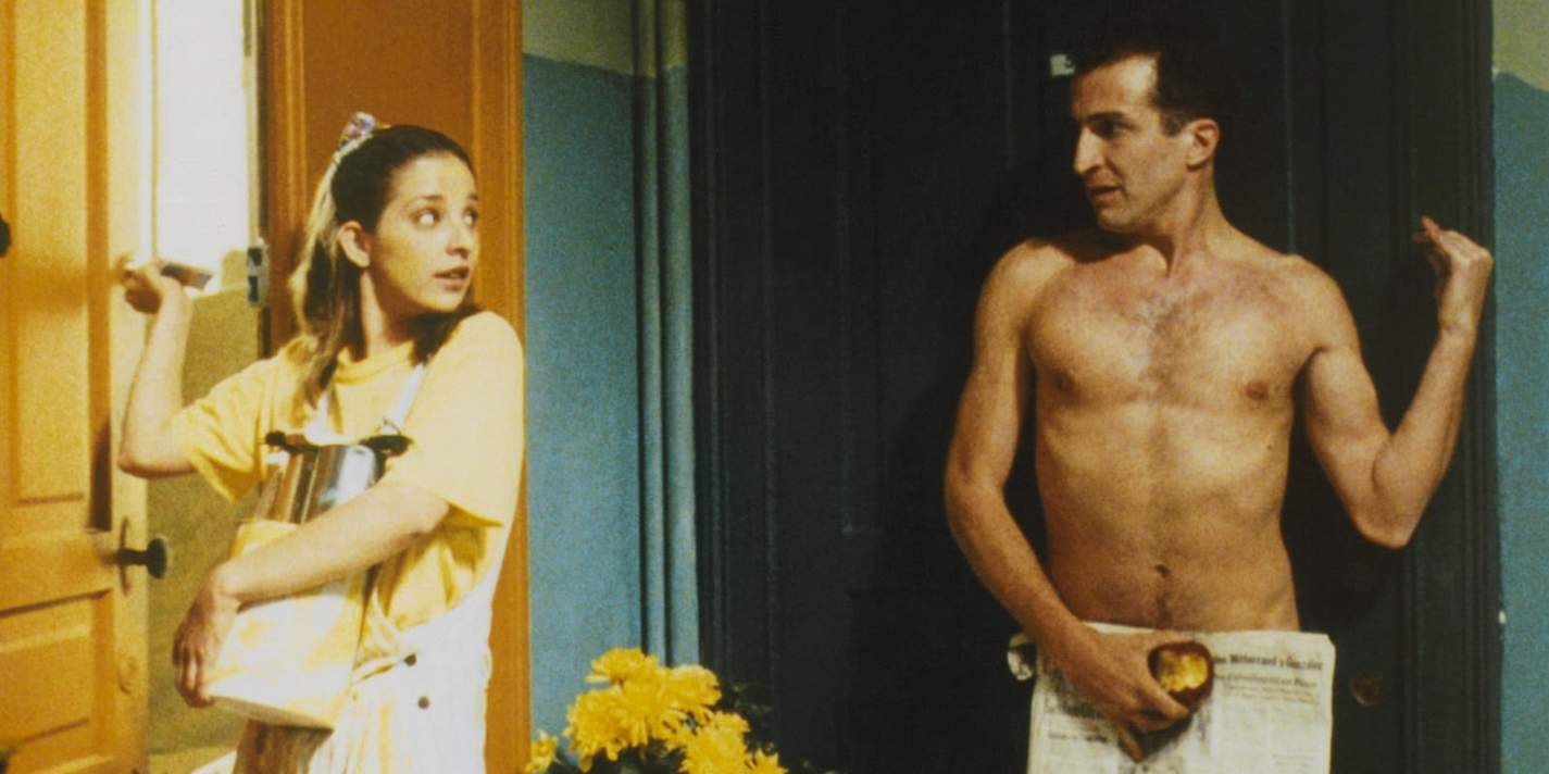 Любовь во время истерии (Sólo con tu pareja, 1991, IMDb 6,9)