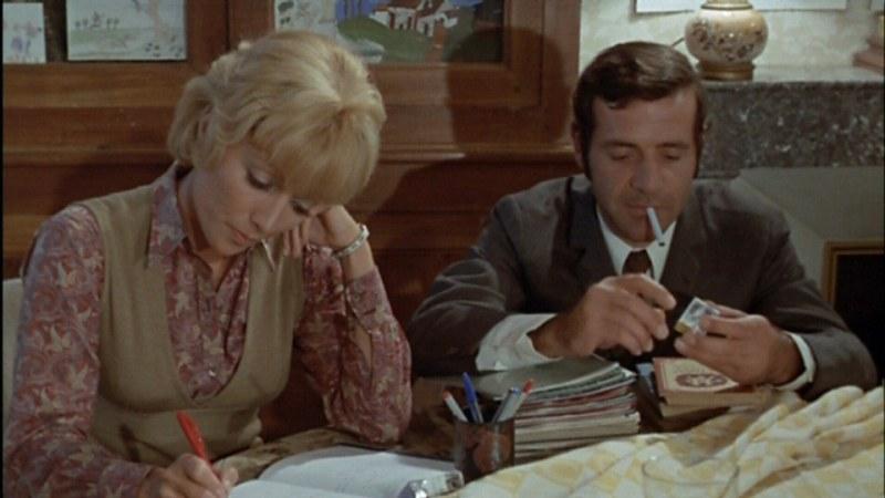 Мясник (Le boucher) 1970
