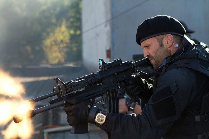 Неудержимые 2 (The Expendables 2) 2012 Джейсон Стэтхэм